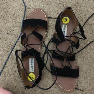 Steve Madden Lace Sandals